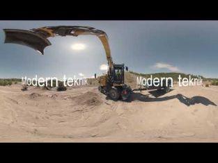 Maskinförare- ett virtuellt arbetsplatsbesök