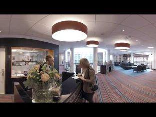Konferensvärd / värdinna  – ett virtuellt arbetsplatsbesök