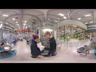 Automationstekniker – ett virtuellt arbetsplatsbesök
