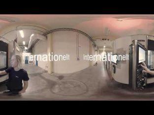 CNC-tekniker - ett virtuellt arbetsplatsbesök