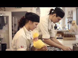 Bagare eller konditor, två kreativa yrken för framtiden