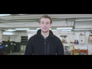 William är bilglastekniker