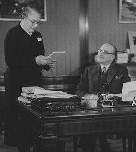 Josef Sachs – mannen bakom NK