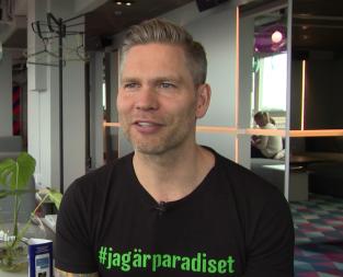 Film: Entreprenörer - Johannes Cullberg, Paradiset