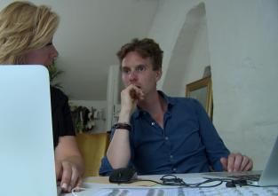 Film: Projektarbete - Viktor Lindbäck, Resize design
