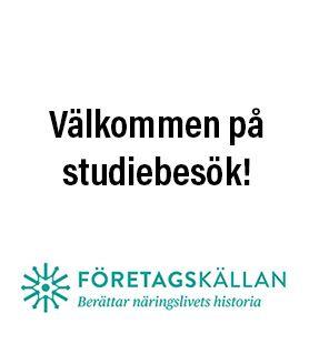 Välkommen på studiebesök!