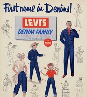 Levi's – en slitstark klassiker