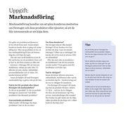 iPraktiken företag - Uppgift: Marknadsföring