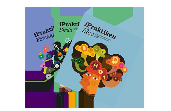 iPraktiken serien ökar samarbetet mellan praktikplats och skola