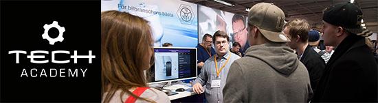 Tech Academy - ett digitalt utbildningsverktyg från Transportföretagen