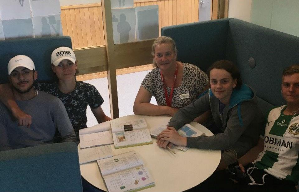 Almby skola i Örebro arbetar för en jämlik skola
